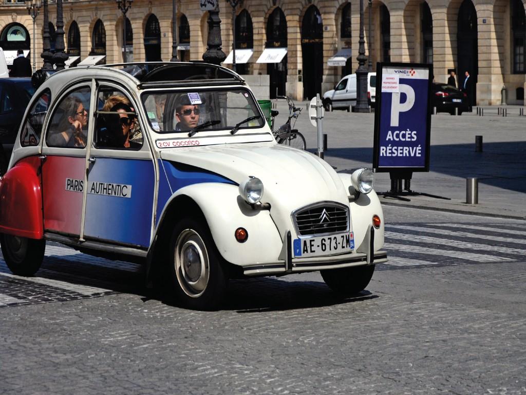 Paris Classic Tour 2H