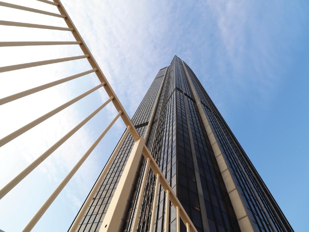 Montparnasse Tower: Panoramic Terrace
