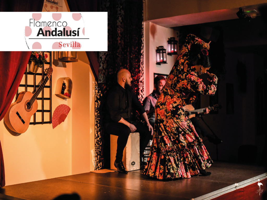 Tablao Flamenco Andalusí 19:00