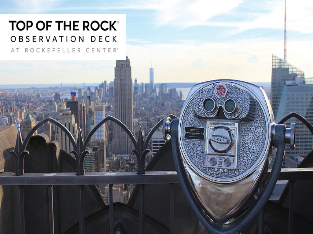 Tickets Top of the Rock