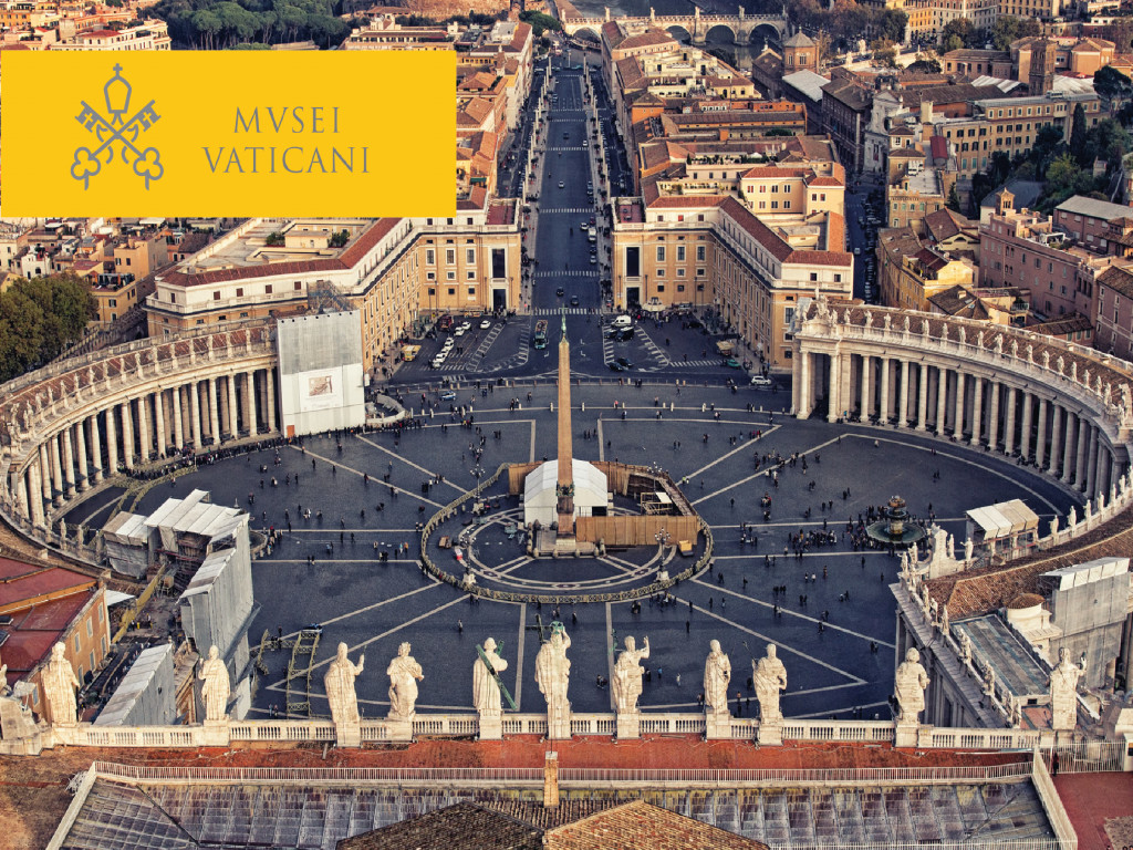 Tickets for Vatican Museums and Sistine Chapel 33€