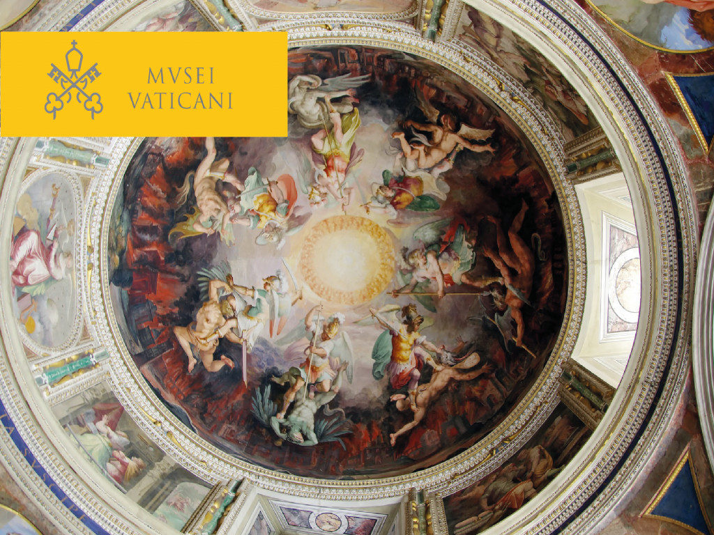 Vatican Museum and Sistine Chapel guided tour in English 39€