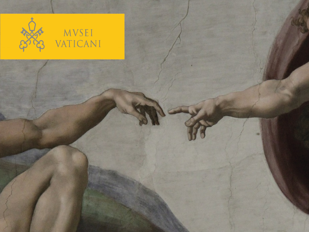 Vatican Museum and Sistine Chapel guided tour in French € 39