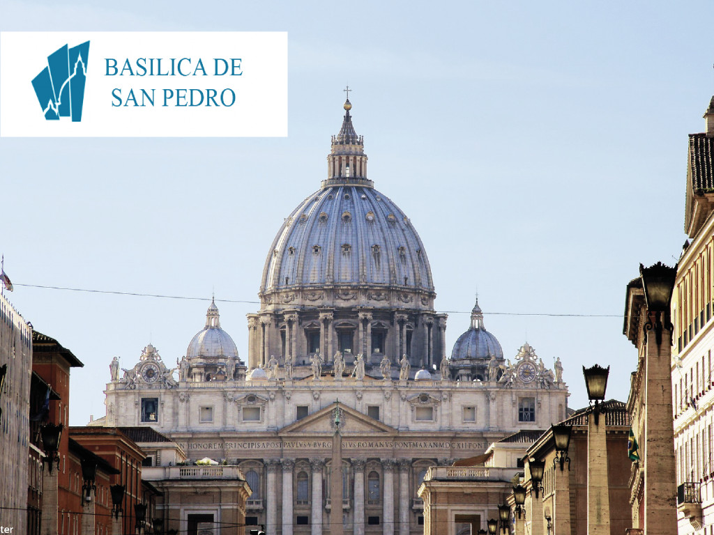 St. Peter's Basilica self-guided tour with official APP(Full: € 19,50 € - Reduced: € 14,50