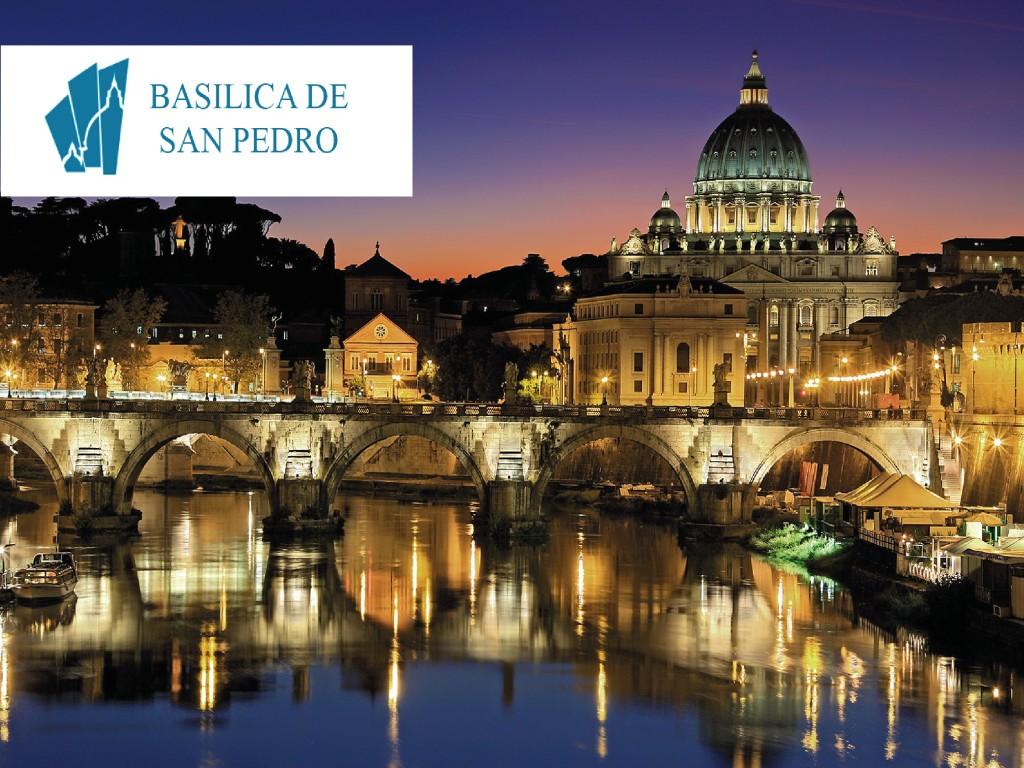COMBO: Visita guiada Basílica de San Pedro + Escuela de Mosaicos (Completo: 75,00 € - Reducido:55,00 € - MIN 2 pax)