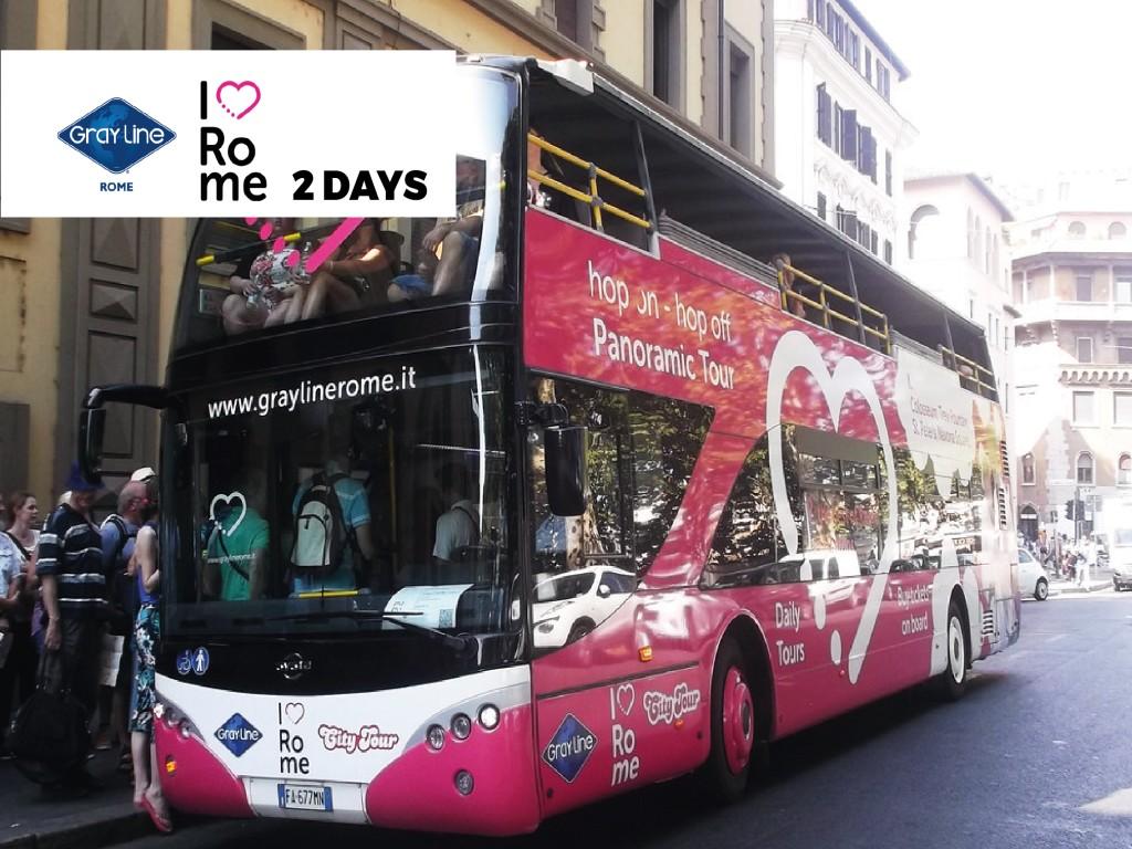 Bus Turístico 48h