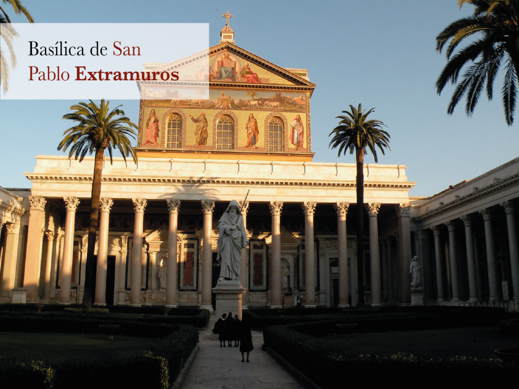 Basílica de San Pablo + Audio guía 6€