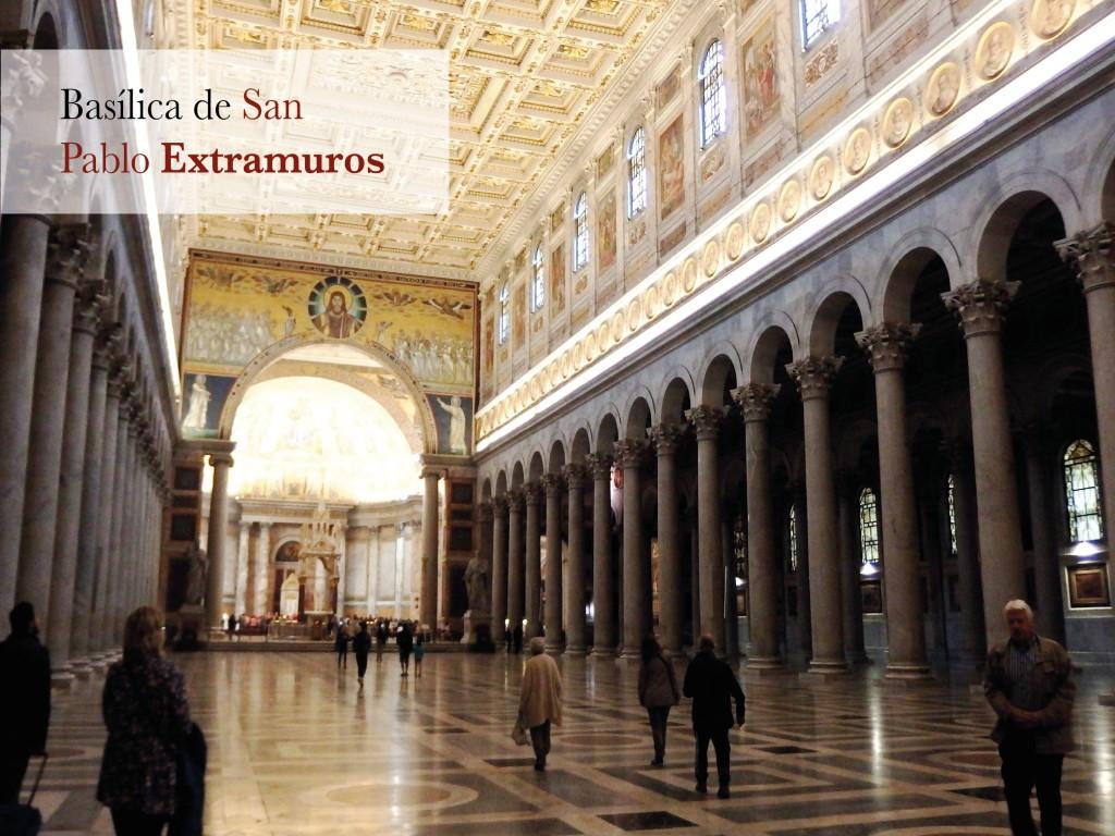 Basílica de San Pablo y alrededores + Audioguía 10€