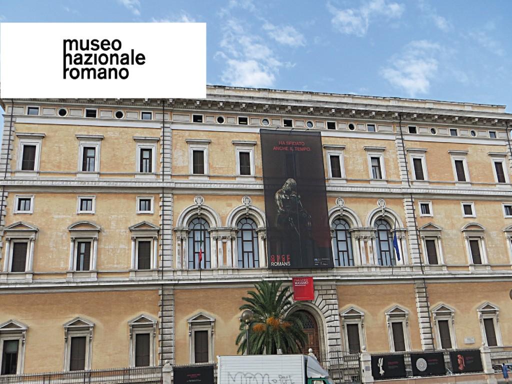Palazzo Massimo15€