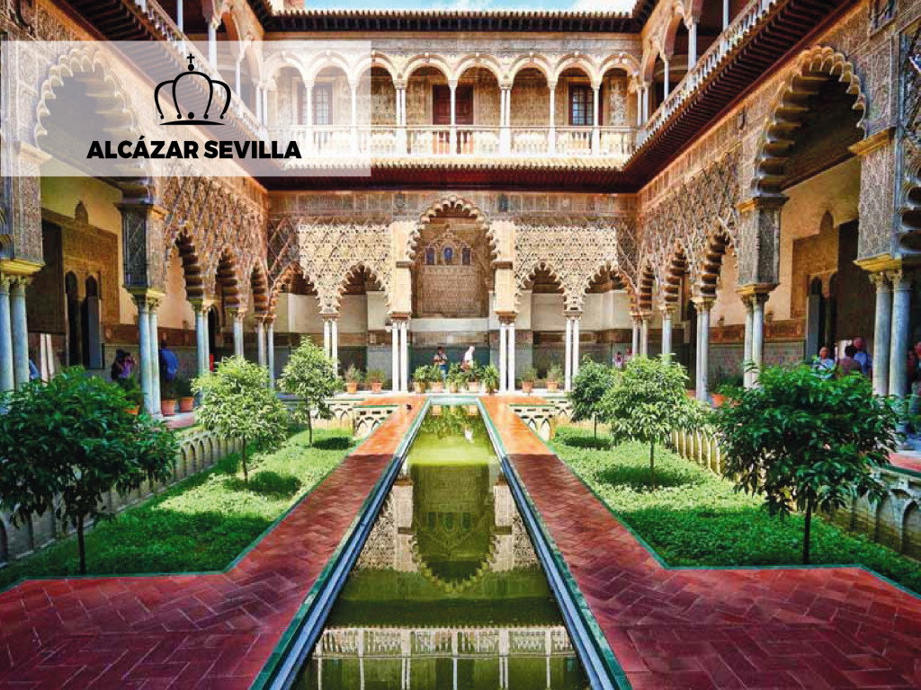 Sevilla Monumental: Alcázar + Catedral y Giralda (Tour en Español)