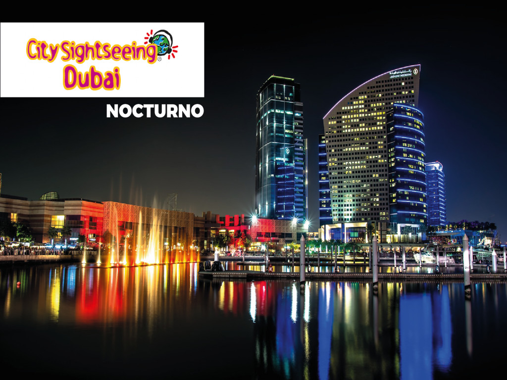 Tour Nocturno Dubai City Sightseeing