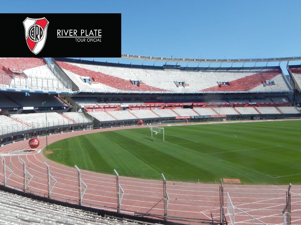 Tour Guiado River Plate + Boca Junior