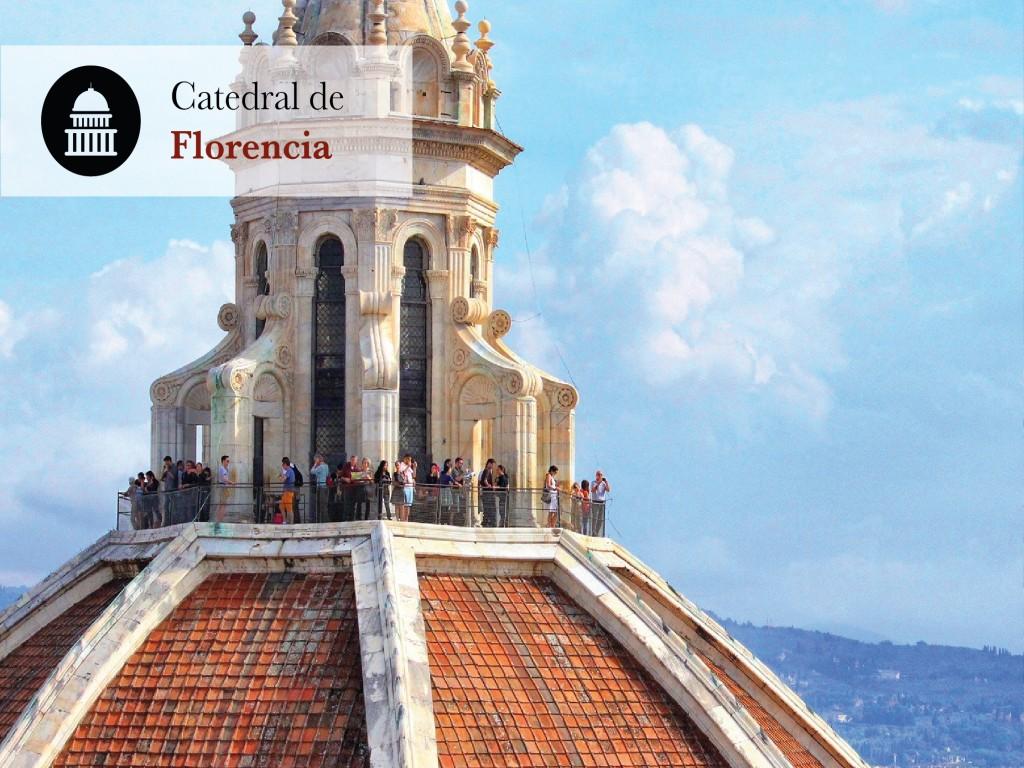Tour guiado por la Cúpula de la Catedral de Florencia