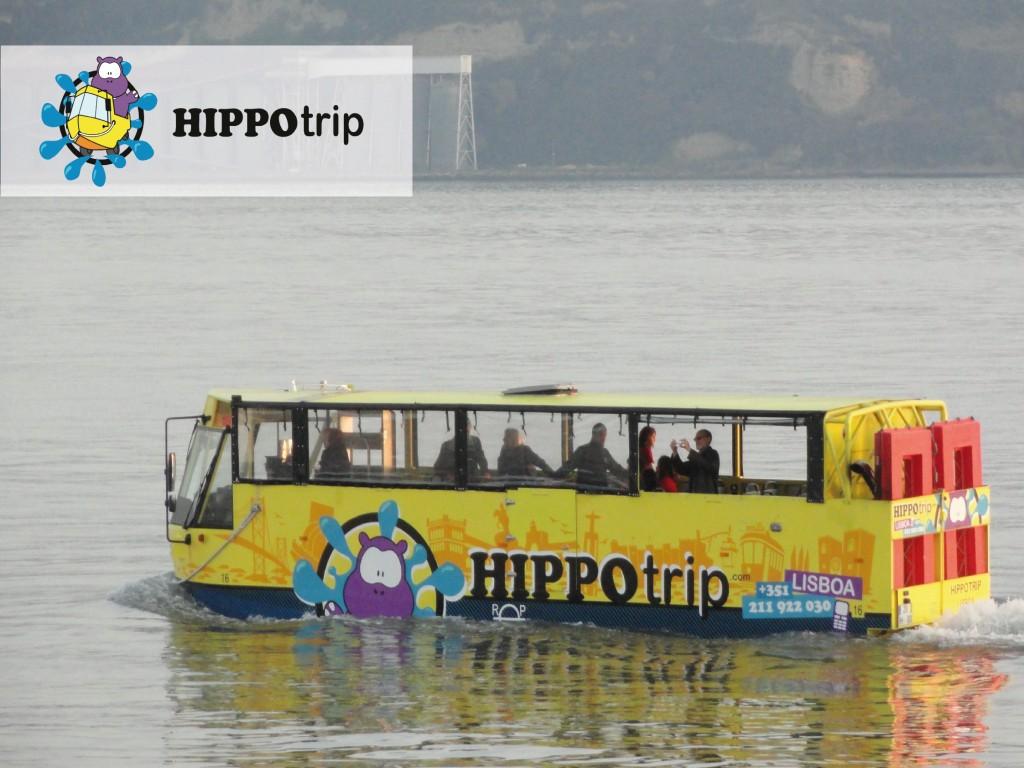 Hippotrip: Circuito Turistico Anfibio