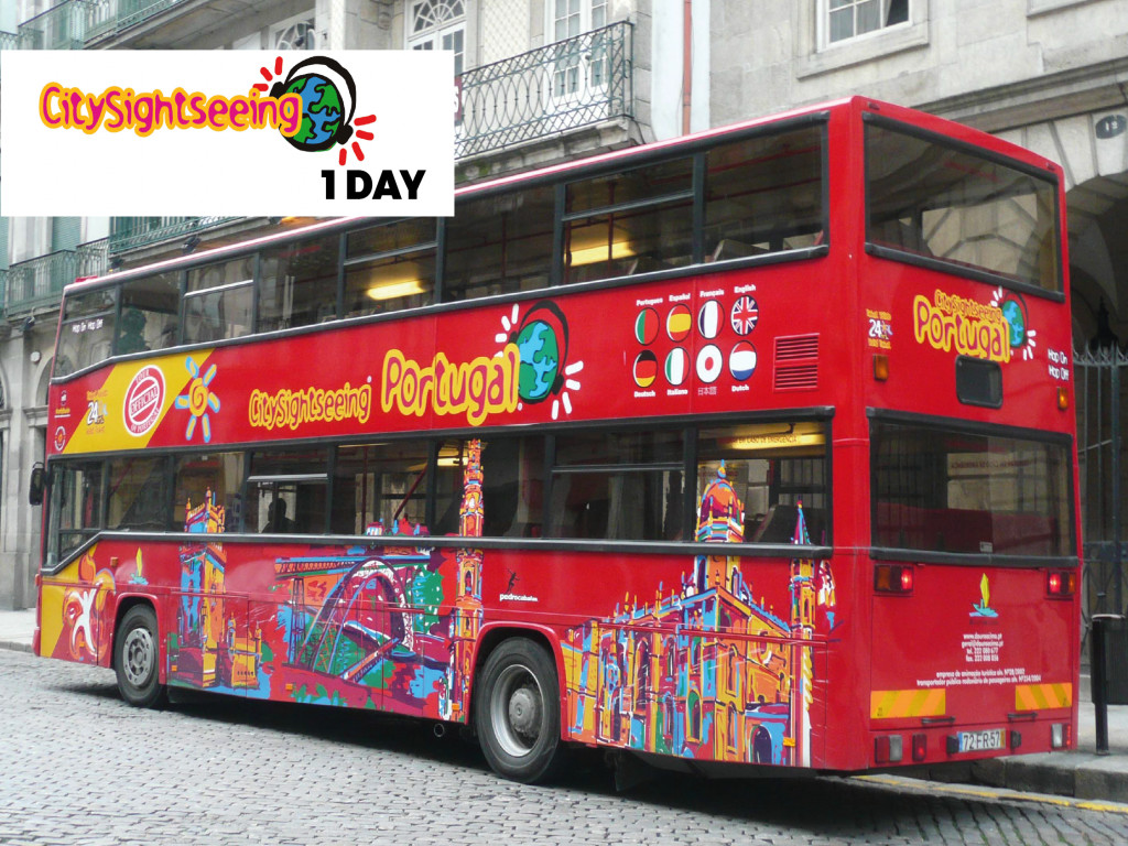 City Sightseeing 24H Lisbon