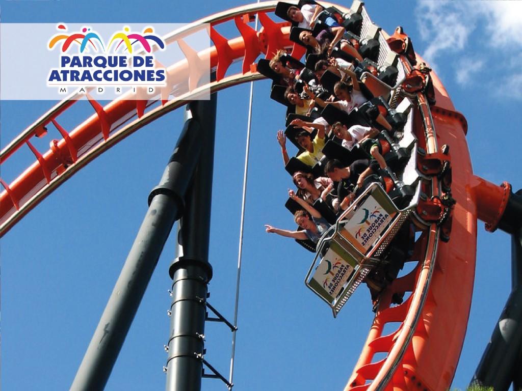 Parque de Atracciones Madrid OFERTA MEJOR PRECIO