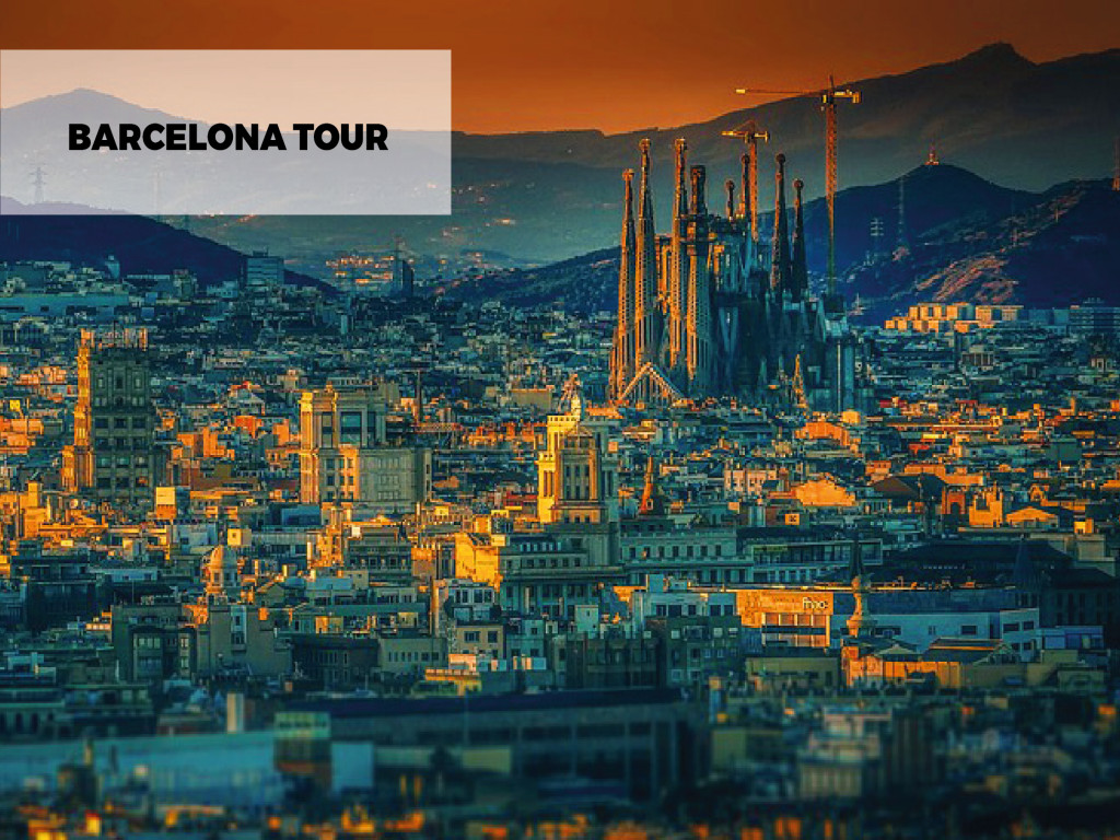 Barcelona Tour Tickets € 49