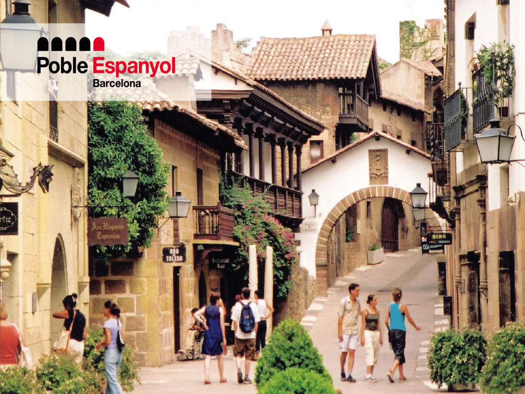 Tickets for Poble Espanyol
