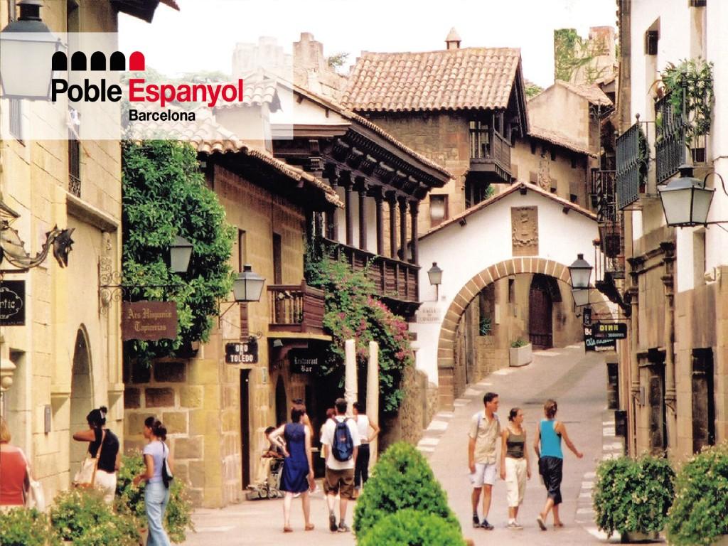 Entradas Poble Espanyol