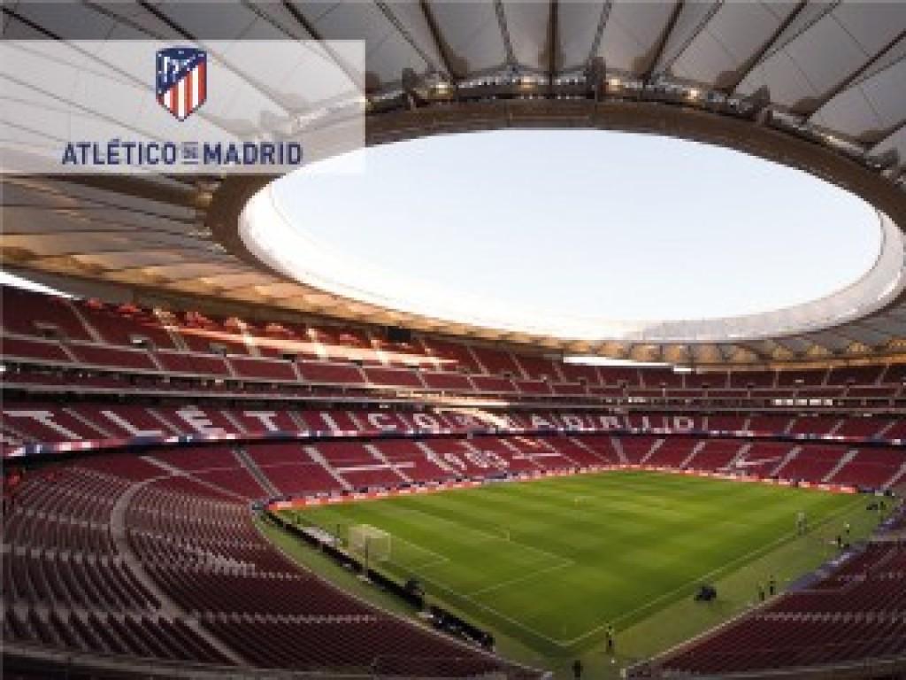 Territorio Atleti: Museum + Wanda Metropolitano tour