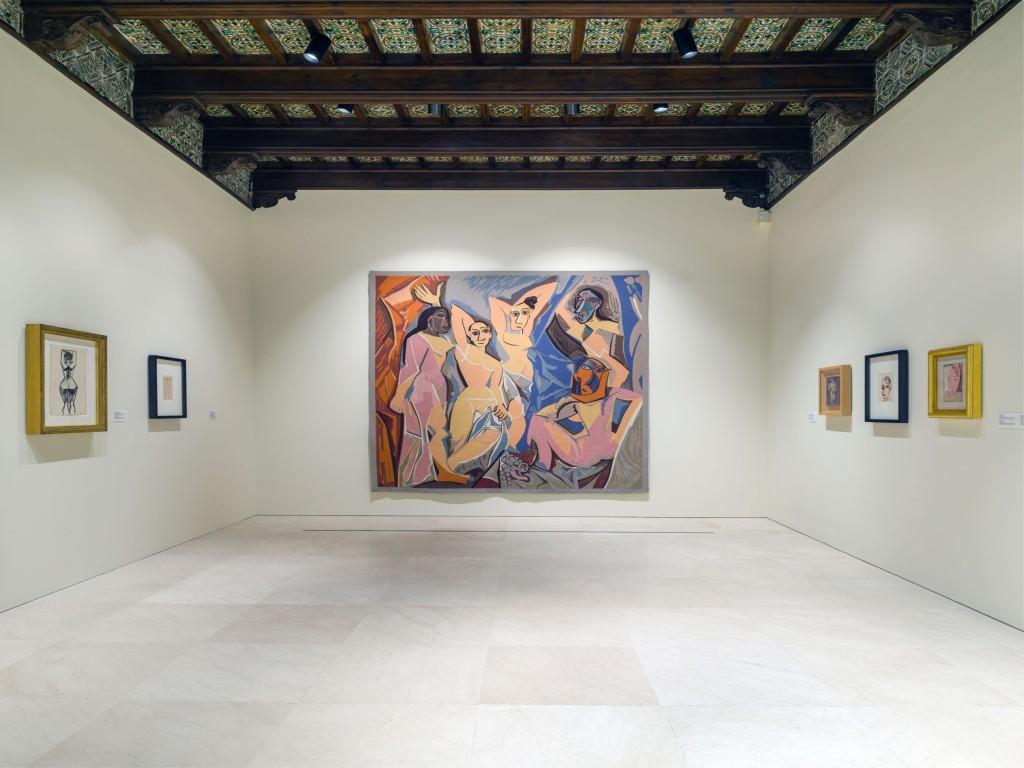 Todas las exposiciones. Museo Picasso Málaga